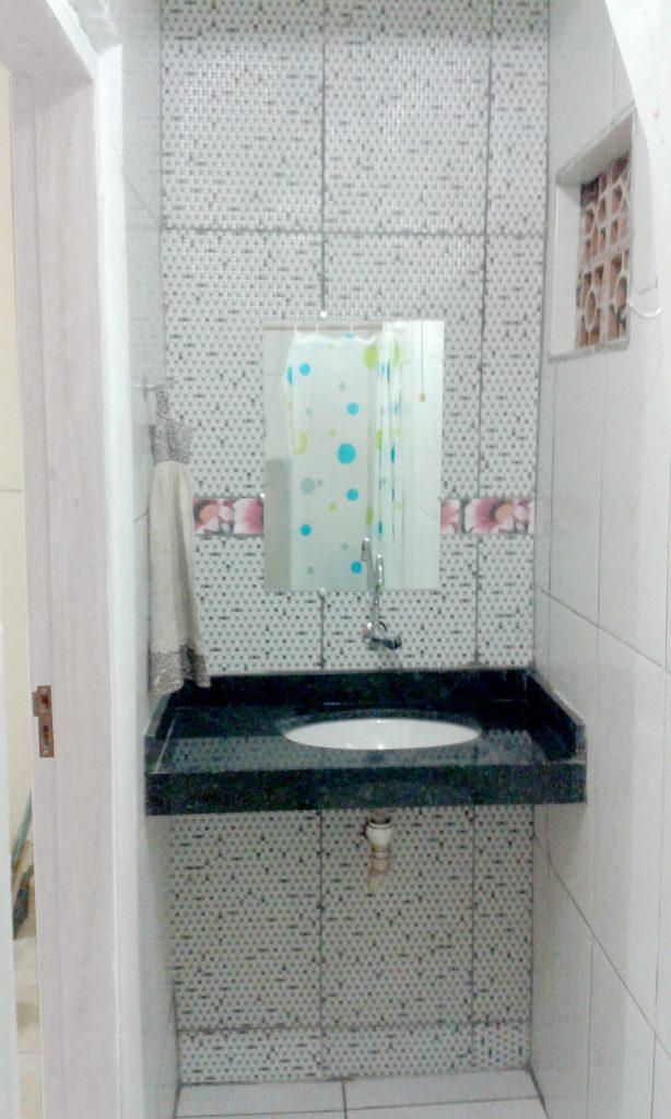 Banheiro - Pia de Mármore